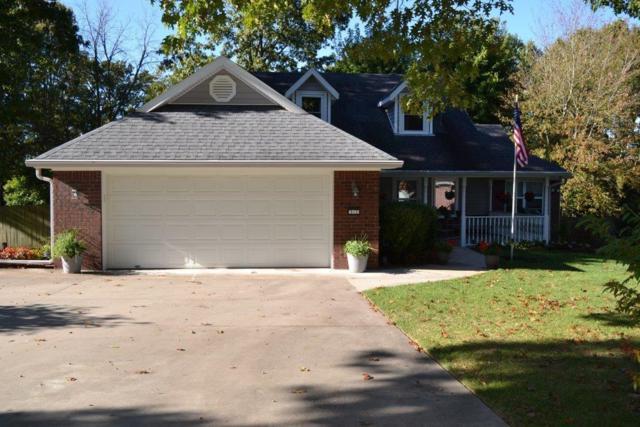 313 Genesis  Dr, Bentonville, AR 72712 (MLS #1062426) :: McNaughton Real Estate