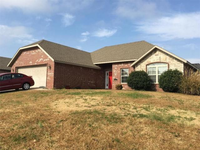 201 Camden  Dr, Rogers, AR 72756 (MLS #1064696) :: McNaughton Real Estate