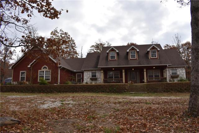 14503 E Wallin Mountain  Rd, West Fork, AR 72774 (MLS #1065306) :: McNaughton Real Estate