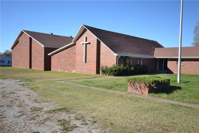 122 Tuttle  Rd, Goshen, AR 72735 (MLS #1065584) :: McNaughton Real Estate