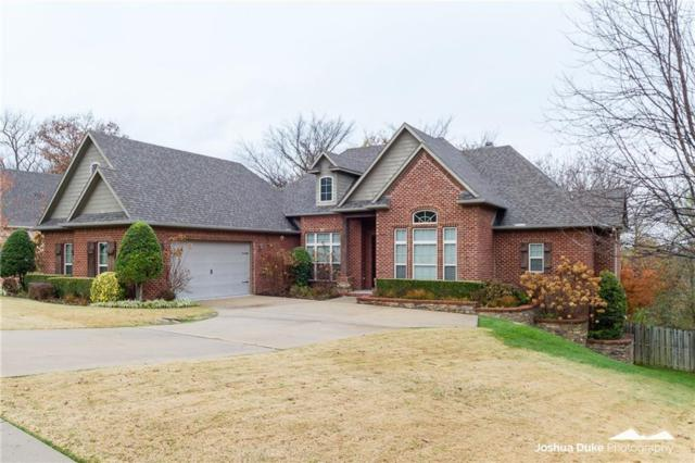 3642 E Chatsworth  Rd, Fayetteville, AR 72703 (MLS #1065604) :: McNaughton Real Estate