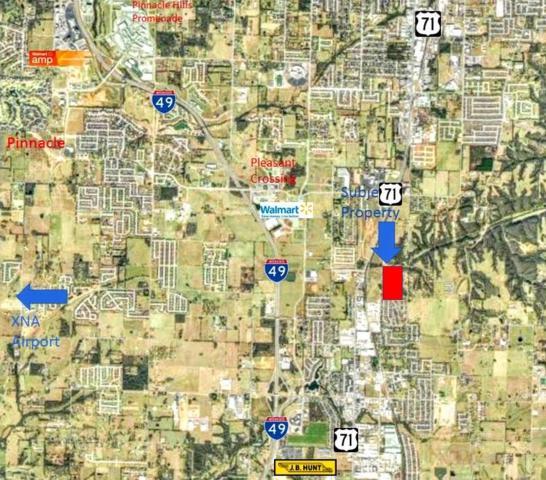 401 Goodman, Lowell, AR 72745 (MLS #1065669) :: McNaughton Real Estate