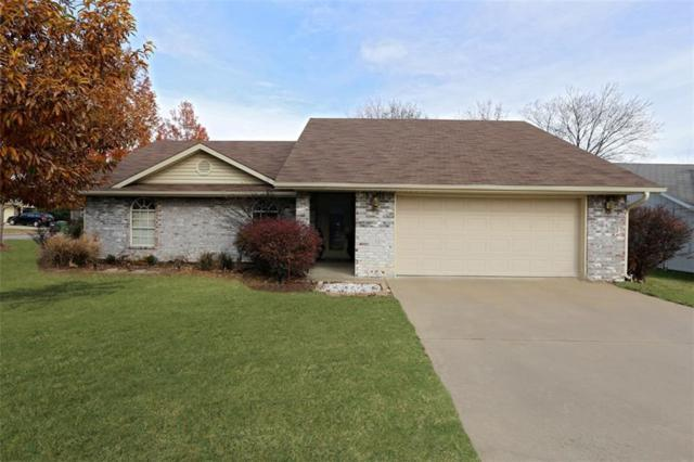 2811 W Sunset  Dr, Rogers, AR 72756 (MLS #1065736) :: McNaughton Real Estate