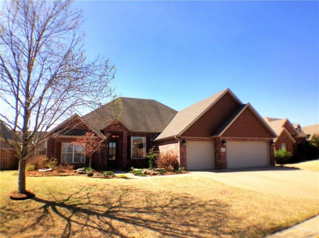 4333 Troon  Dr, Fayetteville, AR 72701 (MLS #1065769) :: McNaughton Real Estate