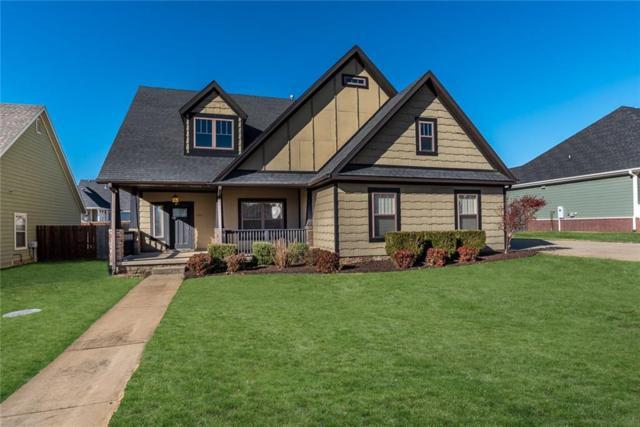 1304 Chancery  Ln, Cave Springs, AR 72718 (MLS #1066025) :: McNaughton Real Estate