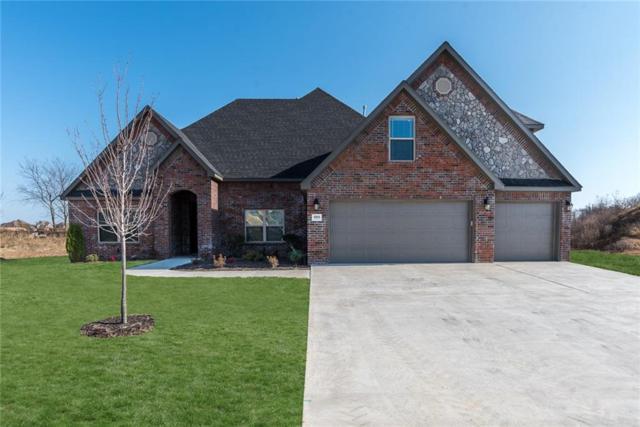 4503 Barton  St, Bentonville, AR 72712 (MLS #1066078) :: McNaughton Real Estate