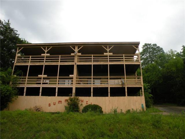 52 Hillside  Dr, Holiday Island, AR 72631 (MLS #1066224) :: HergGroup Arkansas