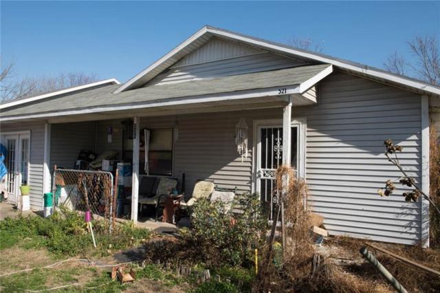 521 Jackson  Pl, Lowell, AR 72745 (MLS #1066287) :: McNaughton Real Estate