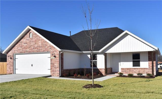 840 Benton  St, Prairie Grove, AR 72753 (MLS #1066417) :: McNaughton Real Estate