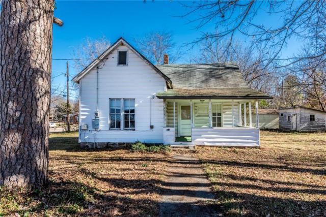 203 S Ozark  St, Prairie Grove, AR 72753 (MLS #1066418) :: McNaughton Real Estate