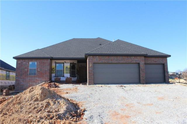 206 Monroe  St, Centerton, AR 72719 (MLS #1066528) :: McNaughton Real Estate