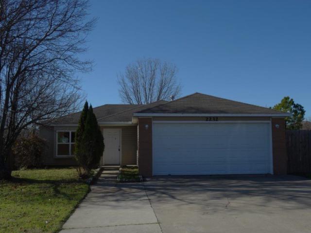2232 W Victoria  St, Springdale, AR 72764 (MLS #1066554) :: McNaughton Real Estate