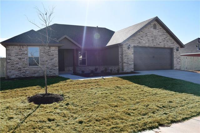 701 Carroll  Dr, Prairie Grove, AR 72753 (MLS #1066568) :: McNaughton Real Estate