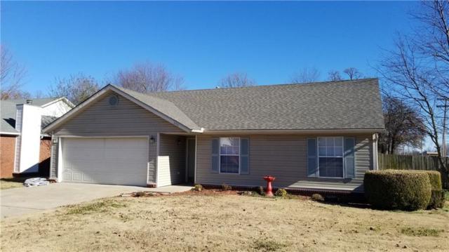 650 Zachary  St, Centerton, AR 72719 (MLS #1066627) :: McNaughton Real Estate