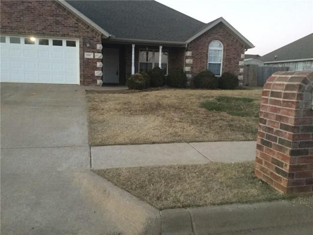 820 Grant  Ave, Prairie Grove, AR 72753 (MLS #1066637) :: McNaughton Real Estate