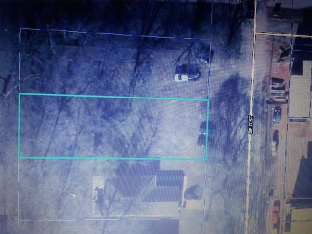 502 Se D  St, Bentonville, AR 72712 (MLS #1066695) :: McNaughton Real Estate