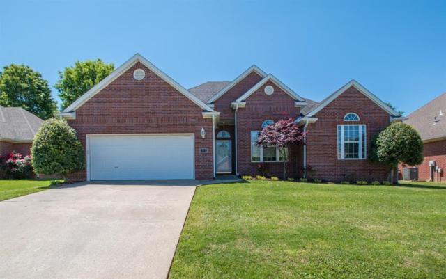 4304 W Worthington  Dr, Rogers, AR 72758 (MLS #1066704) :: McNaughton Real Estate