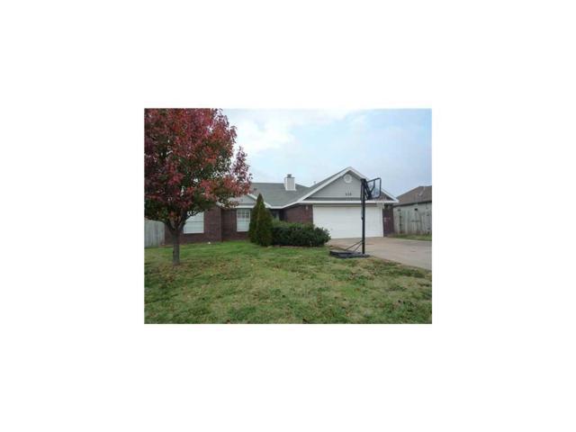 114 N Bailey  St, Lowell, AR 72745 (MLS #1066707) :: McNaughton Real Estate