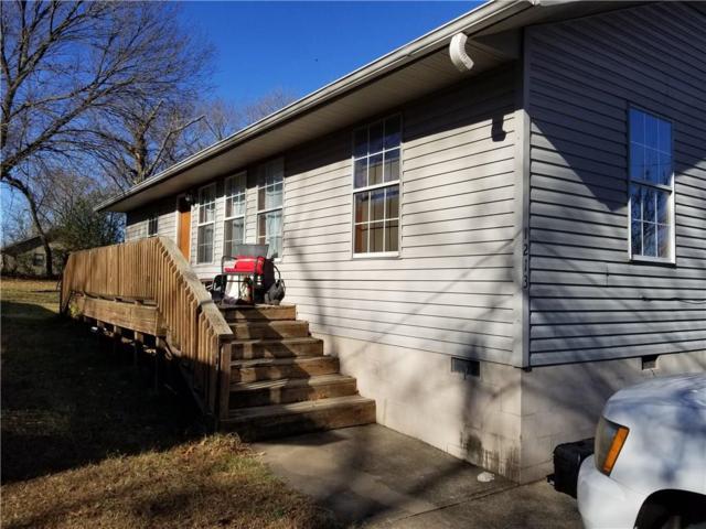 1213 Fillmore  St, Bentonville, AR 72712 (MLS #1066722) :: McNaughton Real Estate