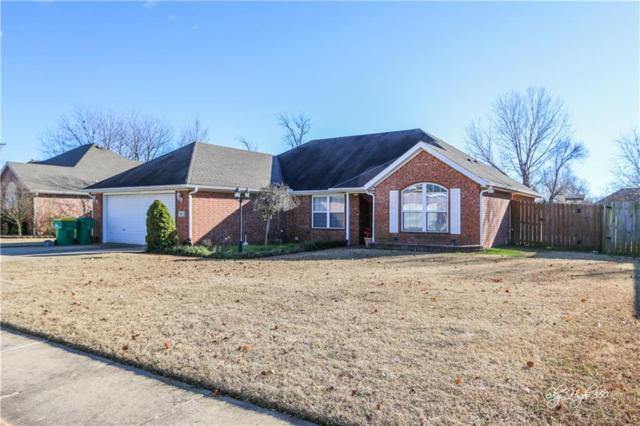 140 Foxrun  Cir, Centerton, AR 72719 (MLS #1066737) :: McNaughton Real Estate