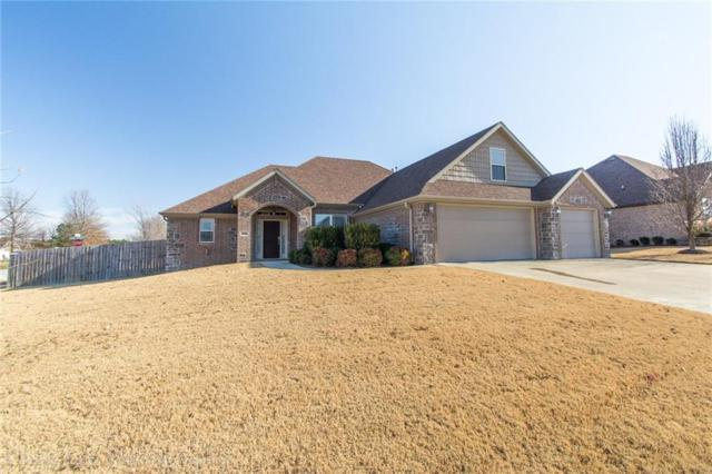 4940 Maple Grove  Dr, Springdale, AR 72764 (MLS #1066746) :: McNaughton Real Estate