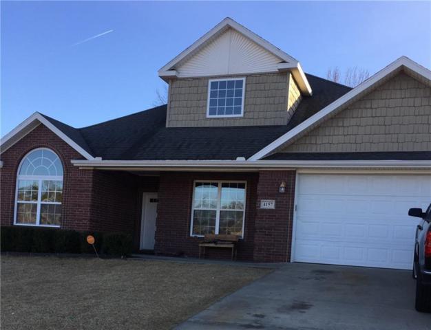4157 Green Side Lane, Springdale, AR 72762 (MLS #1071575) :: McNaughton Real Estate