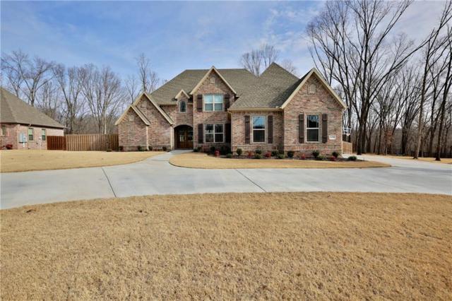 1308 Royal  Ave, Centerton, AR 72719 (MLS #1071961) :: McNaughton Real Estate