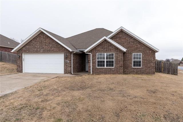 521 Asboth  Dr, Centerton, AR 72719 (MLS #1072492) :: McNaughton Real Estate