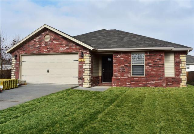 940 Bonnie Scotland  Dr, Prairie Grove, AR 72753 (MLS #1072628) :: McNaughton Real Estate