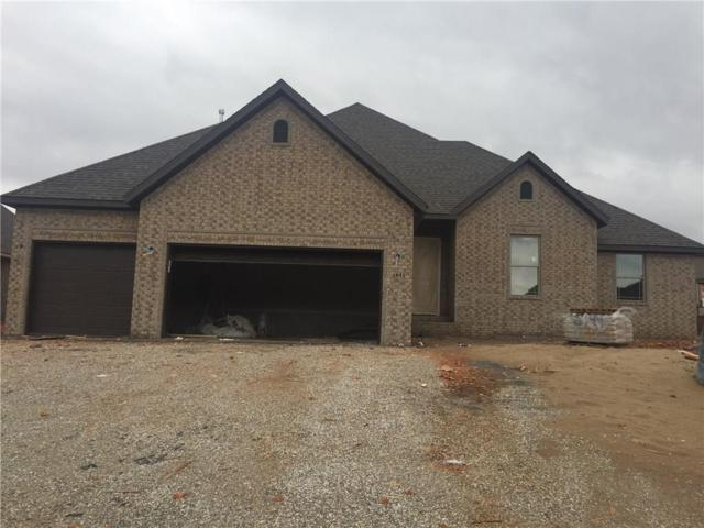 1441 Abbey  Ln, Centerton, AR 72719 (MLS #1072798) :: McNaughton Real Estate