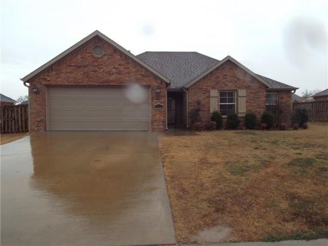 1511 Amber  Wy, Centerton, AR 72719 (MLS #1072811) :: McNaughton Real Estate