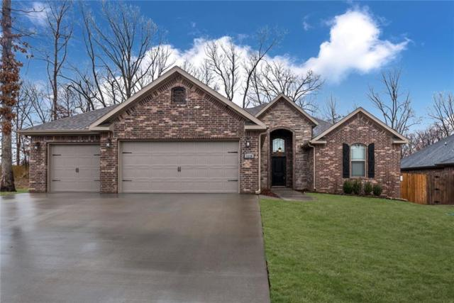 1110 Sycamore  St, Cave Springs, AR 72718 (MLS #1072847) :: McNaughton Real Estate