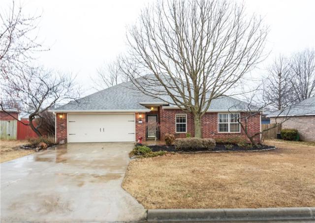 409 Ridgemont  Ave, Lowell, AR 72745 (MLS #1072849) :: McNaughton Real Estate