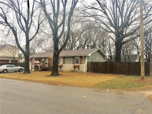 408 Nw C  St, Bentonville, AR 72712 (MLS #1072879) :: McNaughton Real Estate