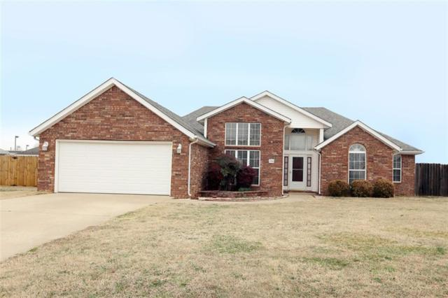 254 Pine Meadow  Dr, Farmington, AR 72730 (MLS #1072962) :: McNaughton Real Estate