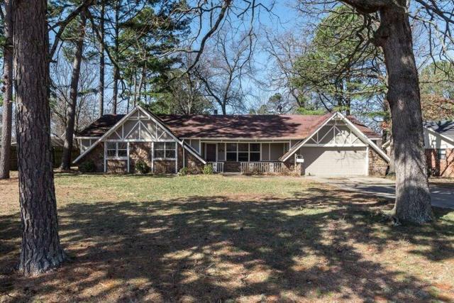 905 NW A Street, Bentonville, AR 72712 (MLS #1073675) :: McNaughton Real Estate