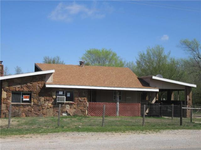 331 W Chincapin  St, Westville, OK 74965 (MLS #1078253) :: McNaughton Real Estate