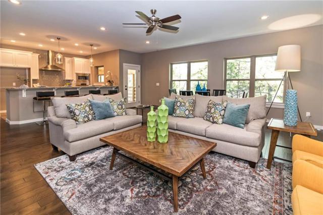 1524 N Desoto  Pl, Fayetteville, AR 72703 (MLS #1078565) :: McNaughton Real Estate