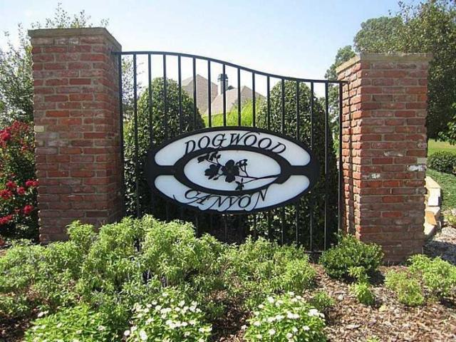 9 Lots The Estates At Dogwood Canyon, Fayetteville, AR 72704 (MLS #1080104) :: McNaughton Real Estate