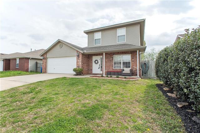 1205 Apache  Dr, Bentonville, AR 72712 (MLS #1080215) :: McNaughton Real Estate