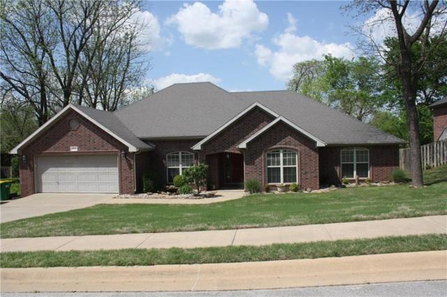 4542 Pecan  Ave, Springdale, AR 72762 (MLS #1080345) :: McNaughton Real Estate