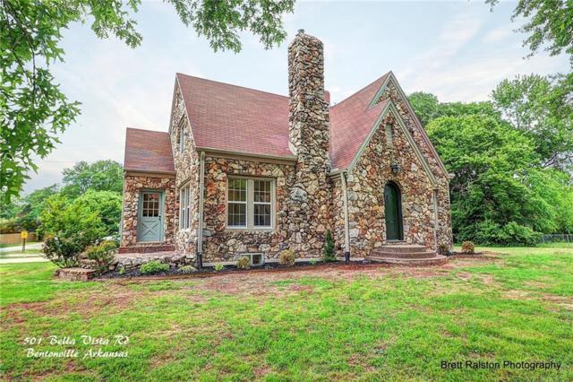 501 Bella Vista  Rd, Bentonville, AR 72712 (MLS #1080506) :: McNaughton Real Estate