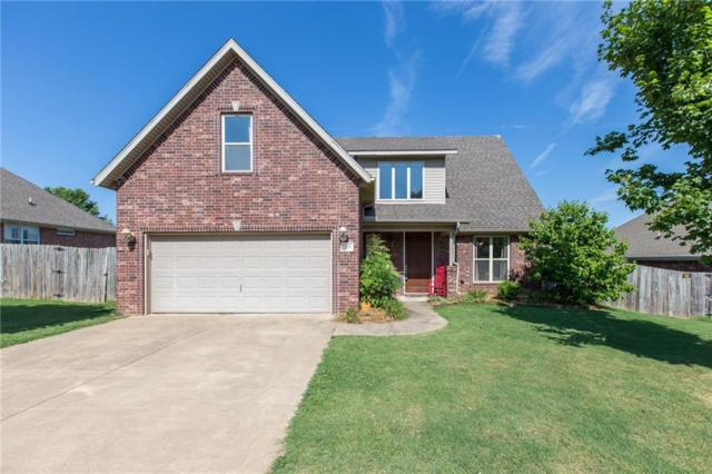 2375 N Hidden Creek  Dr, Fayetteville, AR 72704 (MLS #1080630) :: McNaughton Real Estate