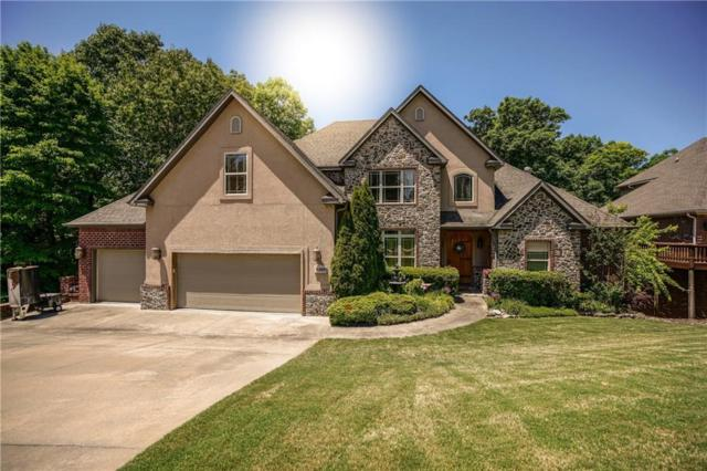 1304 Ne Fairwinds, Bentonville, AR 72712 (MLS #1081265) :: McNaughton Real Estate