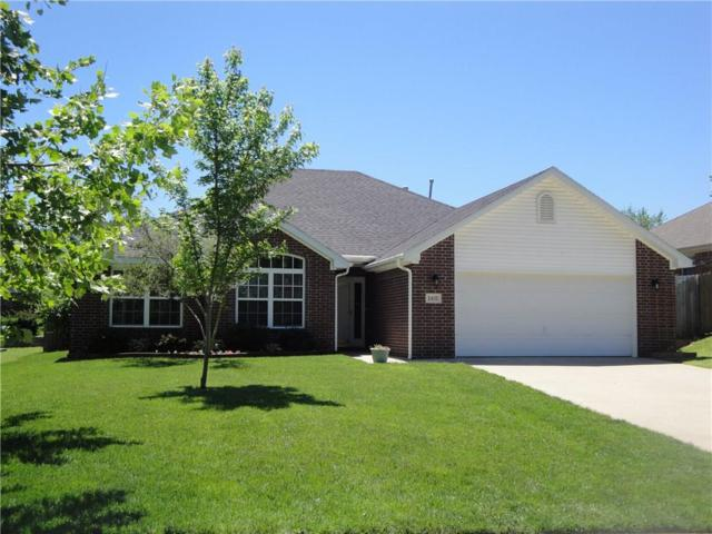 1401 Barberry  Ln, Bentonville, AR 72712 (MLS #1081319) :: McNaughton Real Estate