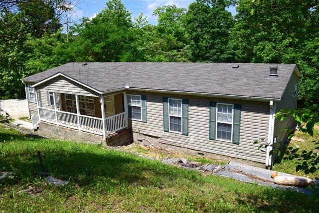 581 Oak Ridge  Rd, Rogers, AR 72756 (MLS #1081325) :: McNaughton Real Estate