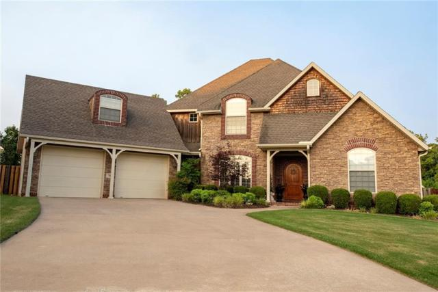 701 Brookside  Ct, Rogers, AR 72758 (MLS #1082471) :: McNaughton Real Estate