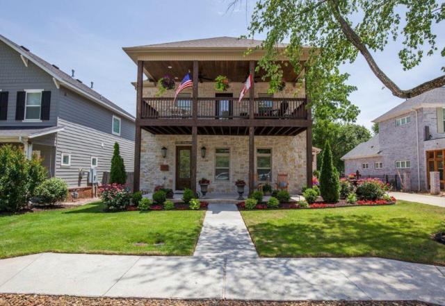 213 Sw D  St, Bentonville, AR 72712 (MLS #1082511) :: McNaughton Real Estate
