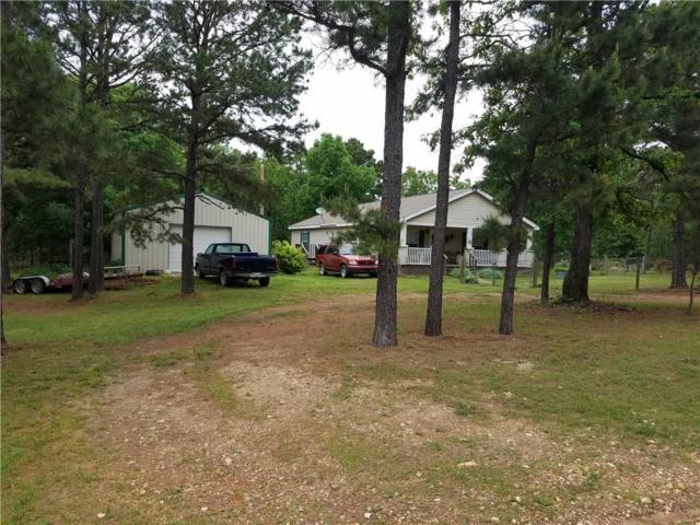 119634 E 590  Rd, Watts, OK 74964 (MLS #1082544) :: McNaughton Real Estate