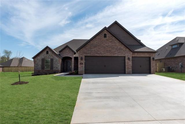1240 Quailridge  Wy, Bentonville, AR 72719 (MLS #1082639) :: Five Doors Real Estate - Northwest Arkansas